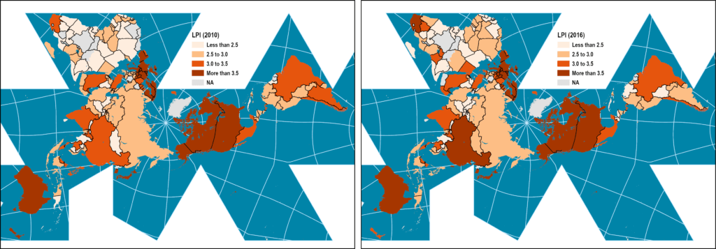 Transportation and Economic Development | The Geography of